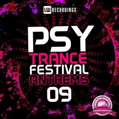 Psy-Trance Festival Anthems Vol 9 (2017)