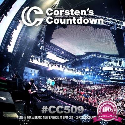 Ferry Corsten - Corsten's Countdown 509 (2017-03-29)