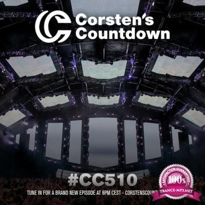 Ferry Corsten - Corsten's Countdown 510 (2017-04-05)