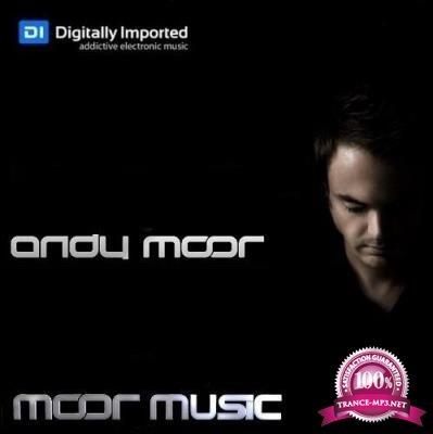 Andy Moor - Moor Music 190 (2017-04-12)
