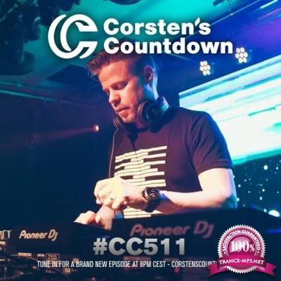 Ferry Corsten - Corsten's Countdown 511 (2017-04-12)