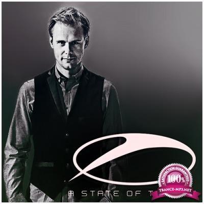 Armin van Buuren - A State of Trance Episode 814 (18-05-2017)