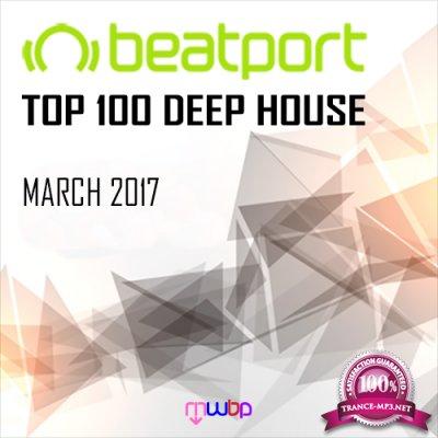 Beatport Top 100 Deep House March 2017 (2017)