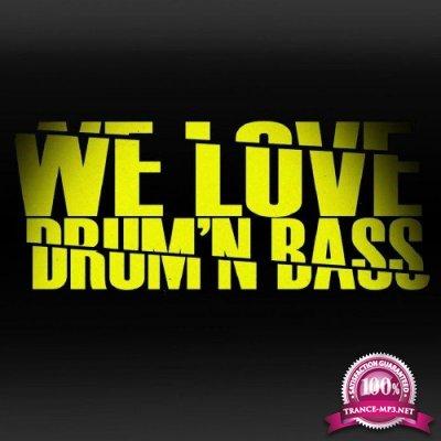 We Love Drum & Bass, Vol. 119 (2017)