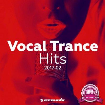 Vocal Trance Hits 17-02 (2017)