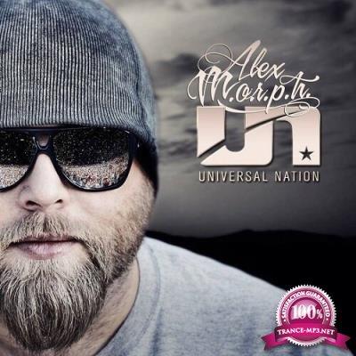 Alex M.O.R.P.H. - Universal Nation 109 (2017-05-01)