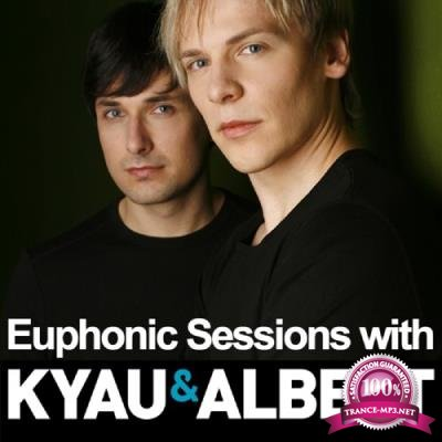 Kyau & Albert - Euphonic Sessions (May 2017) (2017-05-05)