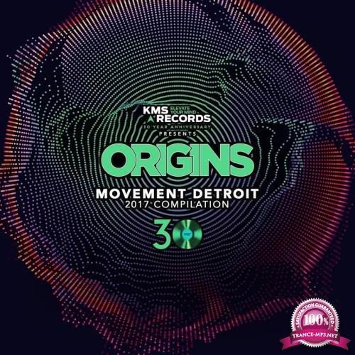 Kevin Saunderson presents Origins Movement Detroit 2017 (2017)