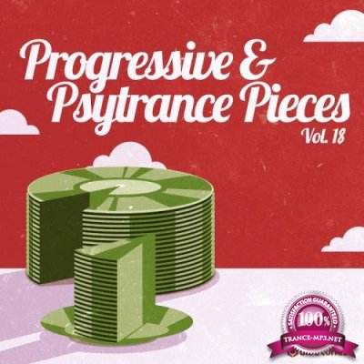 Progressive & Psy Trance Pieces Vol 18 (2017)