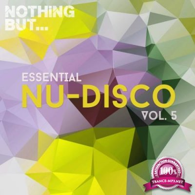 Nothing But Essential Nu-Disco Vol 5 (2017)