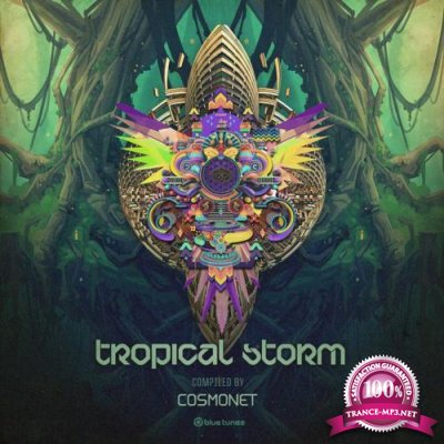 Tropical Storm Compiled by Cosmonet (2017)