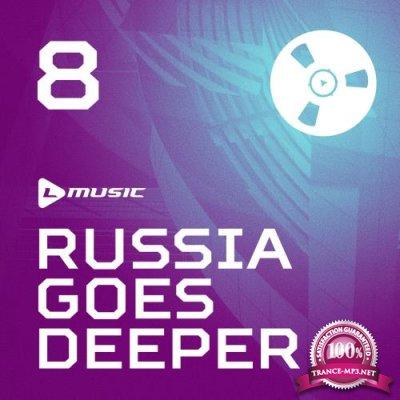 Bobina - Russia Goes Deeper 008 (2017-05-17)