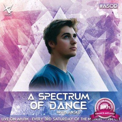 Anske - A Spectrum Of Dance 027 (2017-05-20)
