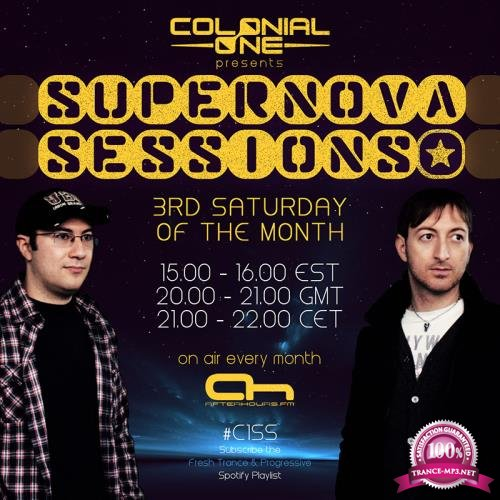 Colonial One - Supernova Sessions 070 (2017-06-17)