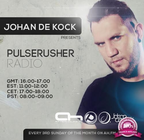 Johan de Kock - Pulserusher Radio 001 (2017-06-17)