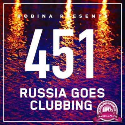 Bobina - Russia Goes Clubbing 451 (2017-06-03)