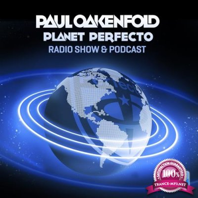 Paul Oakenfold - Planet Perfecto 345 (2017-06-10)