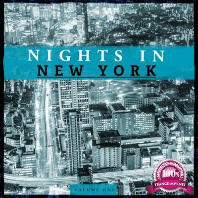 Nights In-New York, Vol. 1 (25 Electronic Masterpieces) (2017)