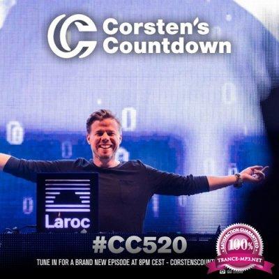 Ferry Corsten - Corsten's Countdown 520 (2017-06-14)