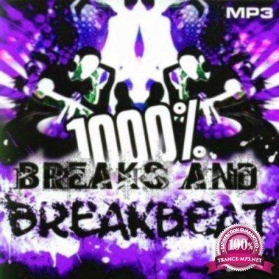 1000 % BreakBeat Vol. 127 (2017)