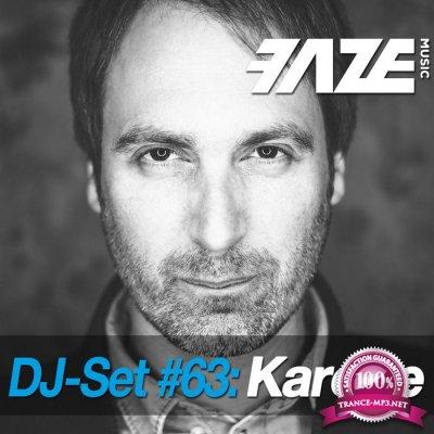 Faze DJ Set #63: Karotte (2017)