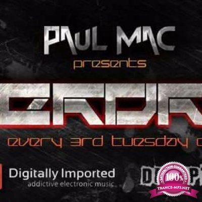 Paul Mac - The OverDrive Podcast 023 (2017-06-20)