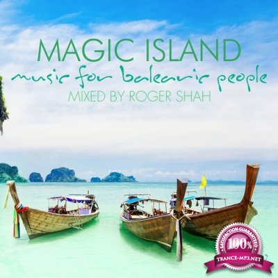 Magic Island Vol, 8 (Mixed By Roger Shah) (2017)