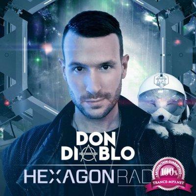 Don Diablo - Hexagon Radio 125 (2017-06-21)