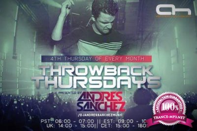Andres Sanchez - Throwback Thursdays 001 (2017-06-21)
