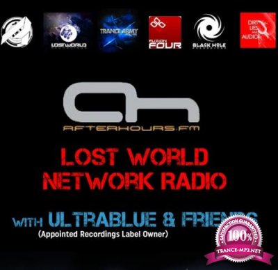 UltraBlue - Lost World Radio 001 (2017-06-22)