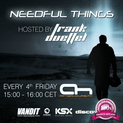 Frank Dueffel - Needful Things 023 (2017-06-23)