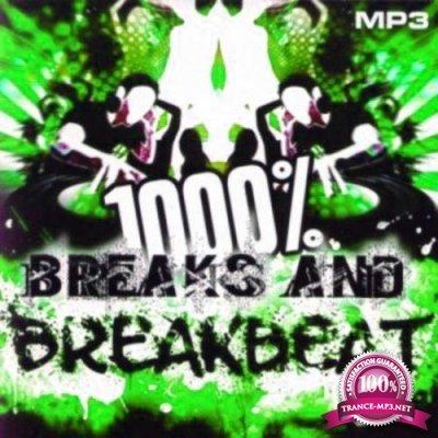 1000 % BreakBeat Vol. 130 (2017)