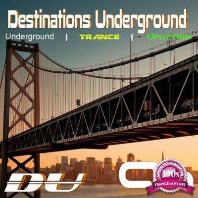 Pusher - Destinations Underground 011 (2016-06-26)