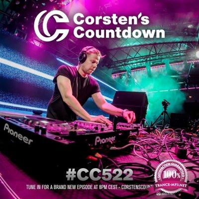 Ferry Corsten - Corsten's Countdown 522 (28-06-2017)