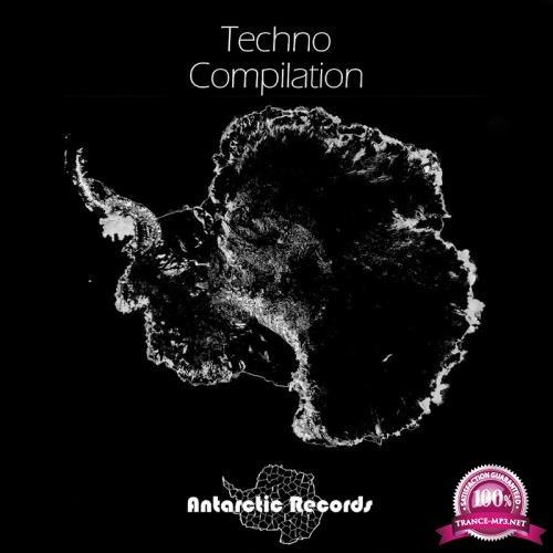 Antarctic Records: Techno Compilation (2017)