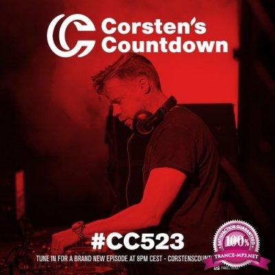 Ferry Corsten - Corsten's Countdown 523 (2017-07-05)