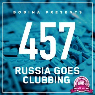 Bobina - Russia Goes Clubbing 457 (2017-07-15)