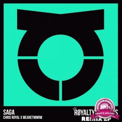 Saga Remixes (2017)