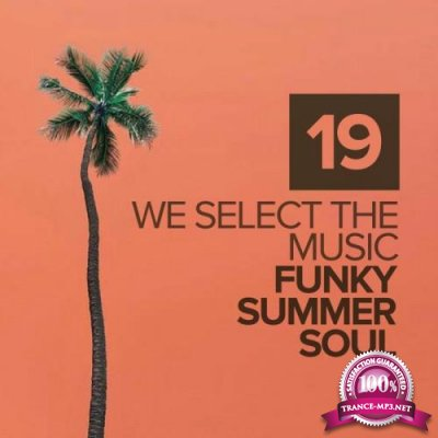 We Select The Music, Vol.19: Funky Summer Soul (2017)