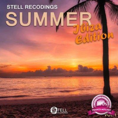 Stell Recordings: Summer 2017, Vol. 1 Ibiza Edition (2017)