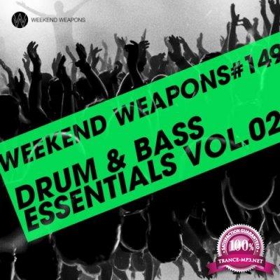 Drum & Bass Essentials Vol 02 (2017)