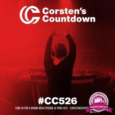 Ferry Corsten - Corsten's Countdown 526 (2017-07-26)