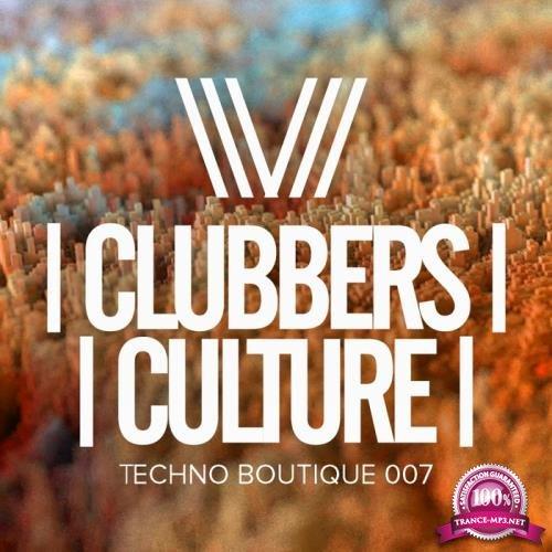 Clubbers Culture: Techno Boutique 007 (2017)