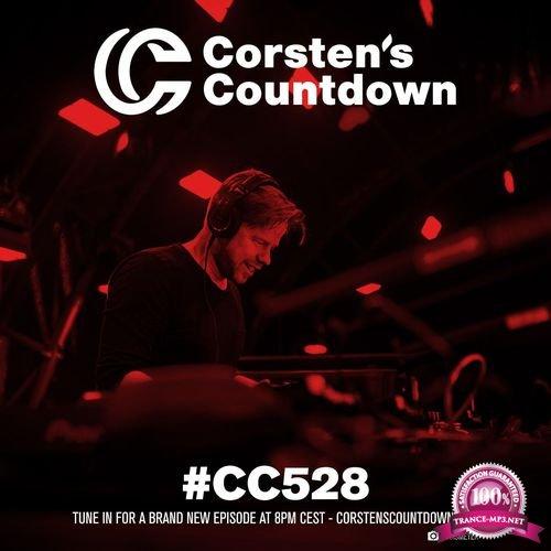 Ferry Corsten - Corsten's Countdown 528 (2017-08-09)