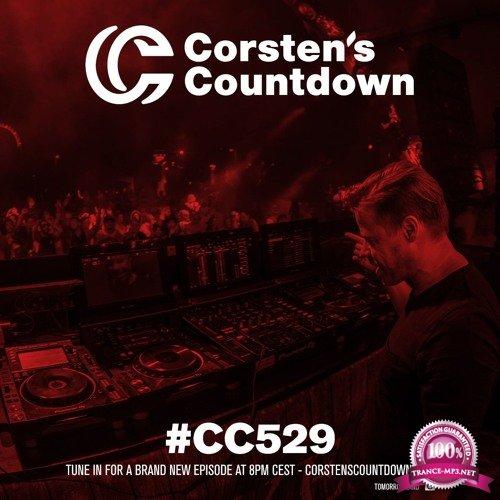 Ferry Corsten - Corsten's Countdown 529 (2017-08-16) » Trance Music