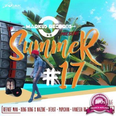 Markus Records presents Summer 17 (2017)