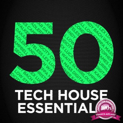 50 Tech House Essentials (2017)