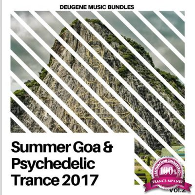 Summer Goa & Psychedelic Trance 2017, Vol. 2 (2017)