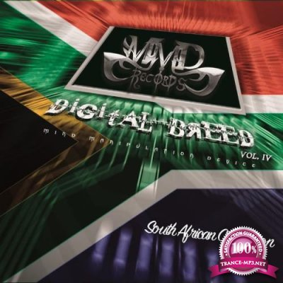 Digital Breed, Vol.4 (South African Connection) (2017)