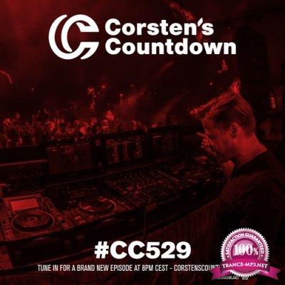Ferry Corsten - Corsten's Countdown 529 (2017-08-16)